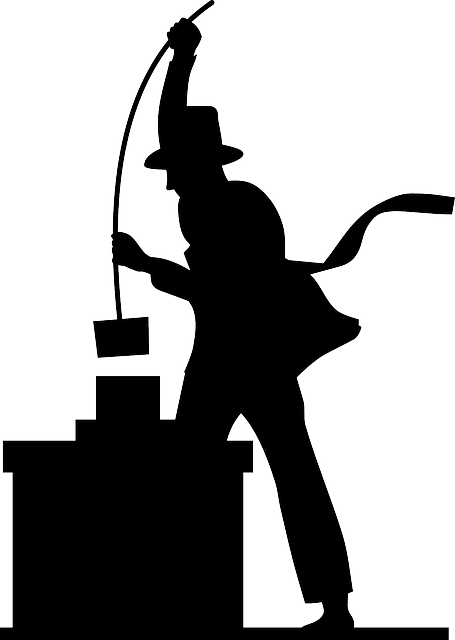 Chimney Sweeper Man  Free vector graphic on Pixabay