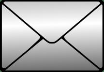 Enveloppe, Frais De Port, Lettre, Mail