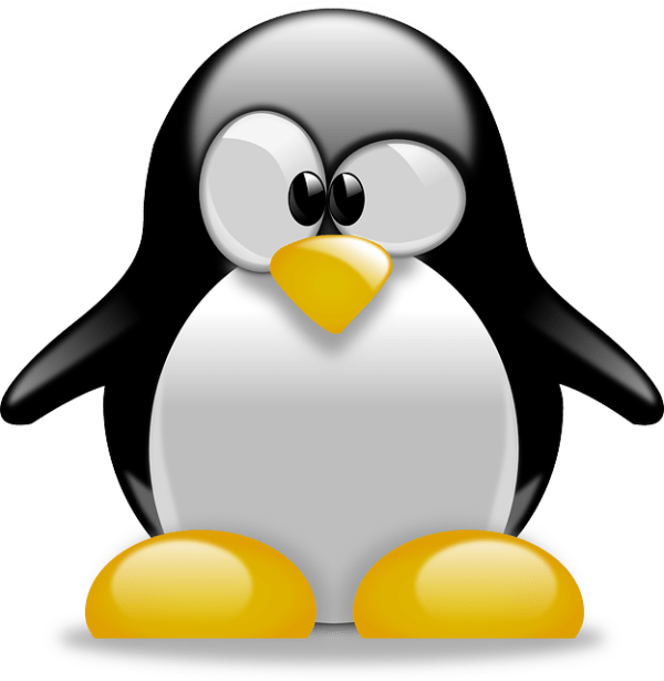 tux penguin animal free vector