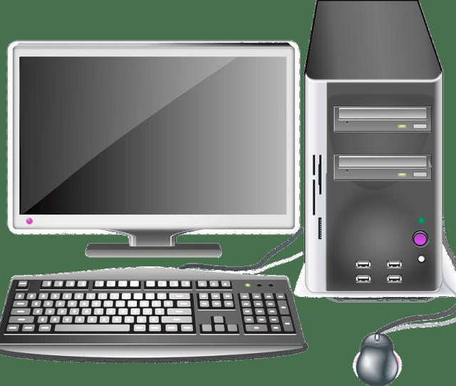 Computer Desktop Workstation Office