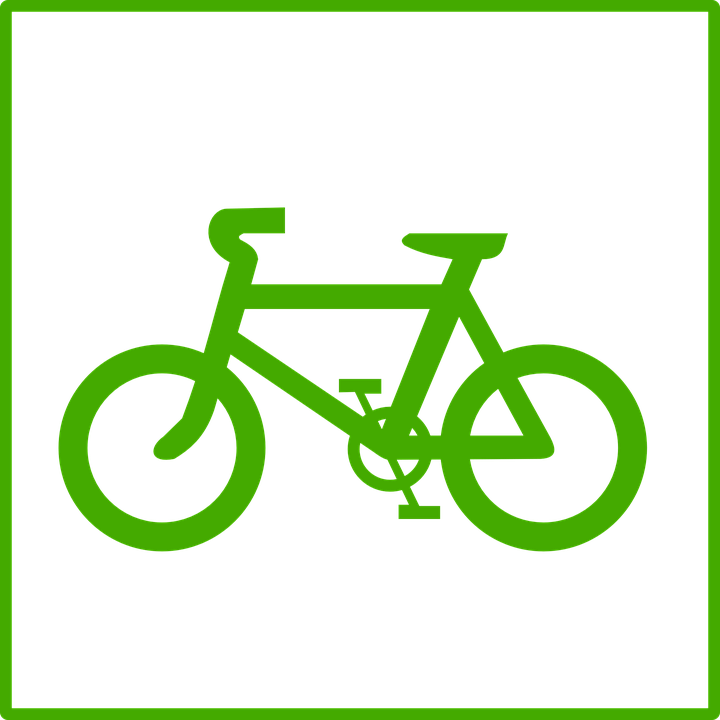 bicycle cycling sign free