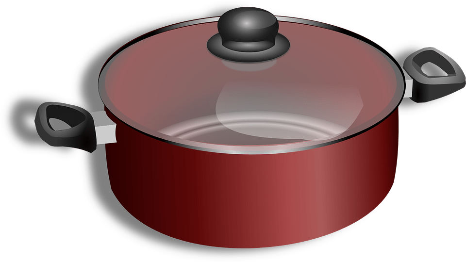 Cooking Pot Cook Ware Cooker  Free vector graphic on Pixabay