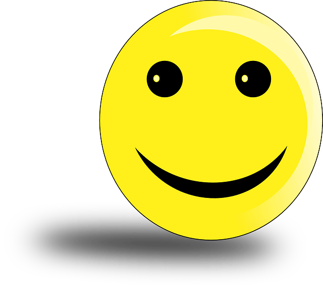 Free vector graphic Smiley Yellow Ball Emoticon  Free