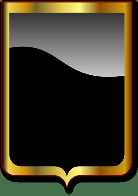 Frame Mirror Black  Free vector graphic on Pixabay