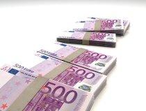 ユーロ, 通貨, お金, ファイナンス, 富, ビジネス, 成功, お金, お金