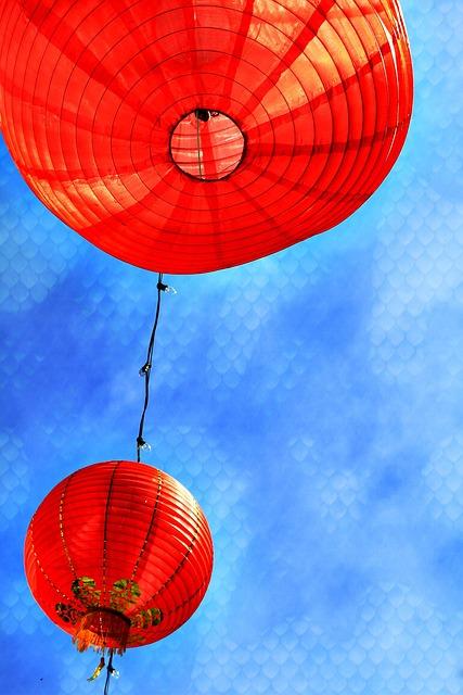 Free photo Chinese New Year Chinese Lanterns  Free Image on Pixabay  164008