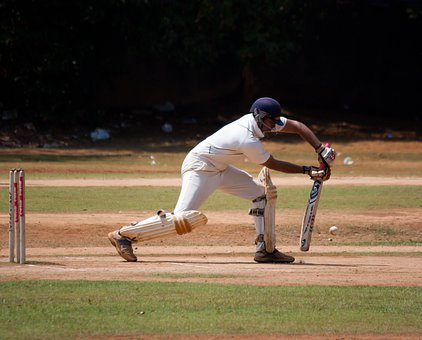 Cricket, Cricketer, Batting, Defensive