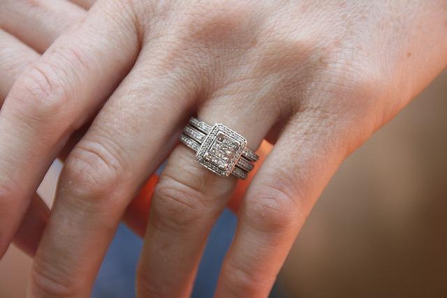 Woman Hands Wedding Free Photo On Pixabay