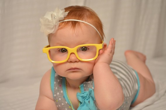Baby, Glasses, Cute, Happy, Child, Kid, Infant, Buying Toys is not a Child's Play