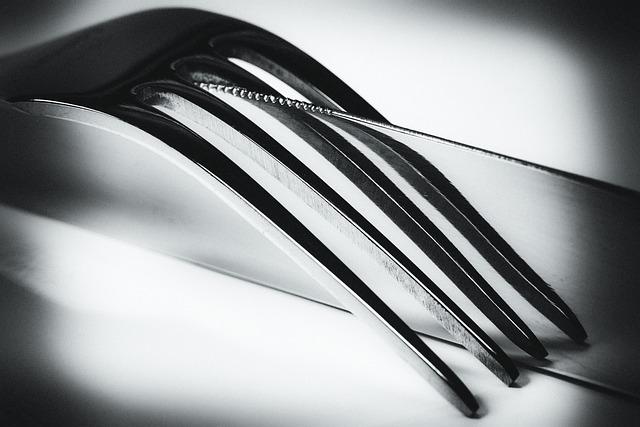 Knife Fork Mirroring  Free photo on Pixabay