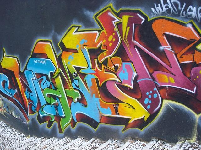 Graffiti Street Art  Free photo on Pixabay