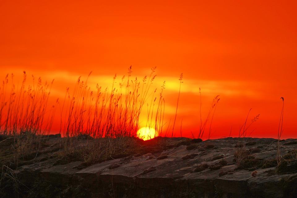 Sonne Abendrot Morgenrot  Kostenloses Foto auf Pixabay