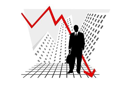 クラッシュ, 統計情報, チャート, グラフィック, バー, シンボル, 矢印