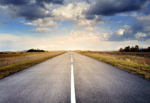 道, 舗装, 風景, 道路, ドライブ, ルート, アスファルト, 田舎, 地平線, 田畑, 雲, 空