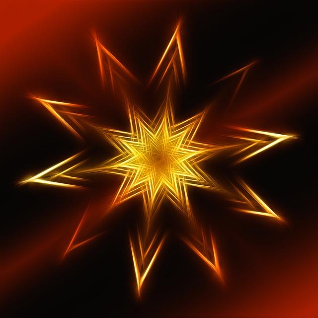 Free Illustration Christmas Card Greeting Card Star