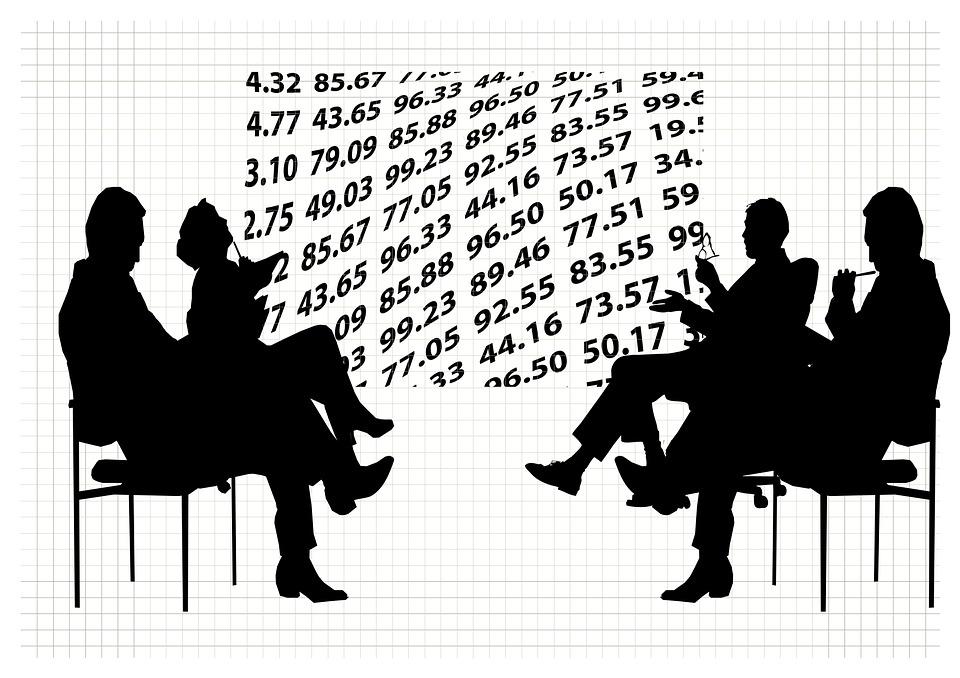 Analysis Pay Businessmen · Free image on Pixabay
