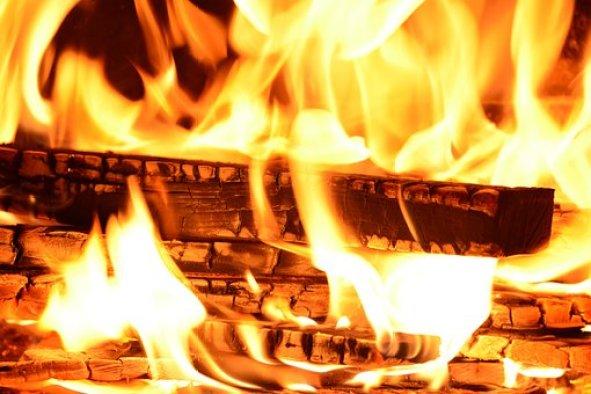 Fire, Flame, Wood Fire, Brand, Glowing