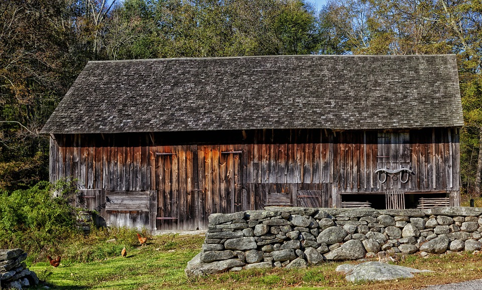 Fall Woodsy Pc Wallpaper Barn Connecticut Scenic 183 Free Photo On Pixabay