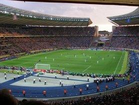 Fußballstadion, Fußball, Stadion