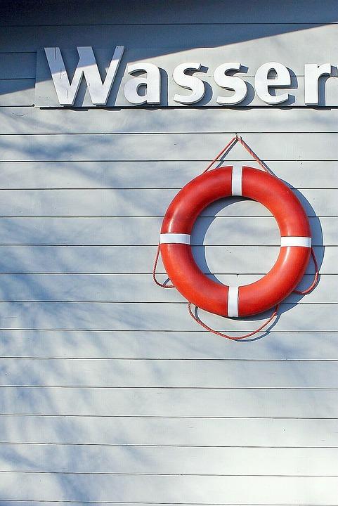 Pelampung In English : pelampung, english, Lifebelt, Swimming, Water, Photo, Pixabay