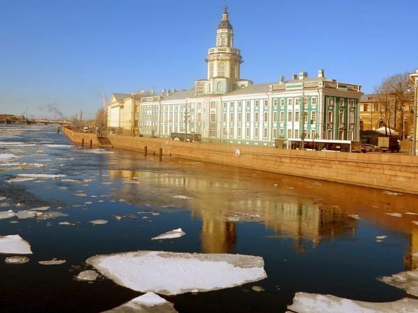 neva saint tersbourg russie
