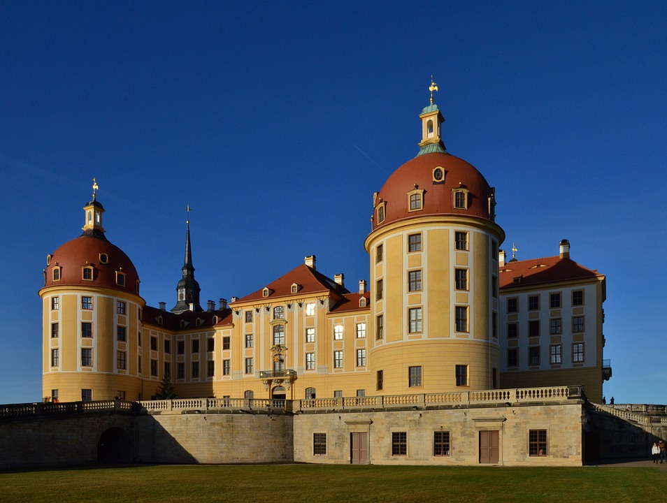 Free photo Moritz Castle Saxony Castle  Free Image on