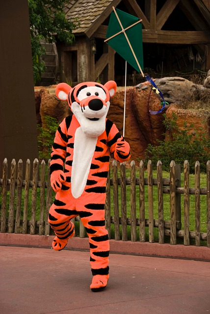 Free Photo Walt Disney Tigger Tiger Free Image On