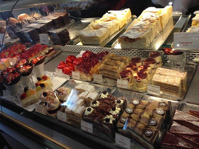 Pastry Shop Cakes Cake  Free photo on Pixabay