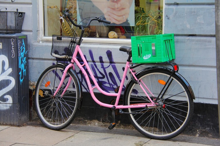 Bike, Design, Beautiful, Colorful, Bicycle, Copenhagen