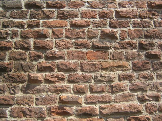 Backsteinmauer Backstein Ziegel  Kostenloses Foto auf Pixabay