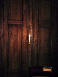Free photo: Wooden Door, Entrance, Inside - Free Image on ...