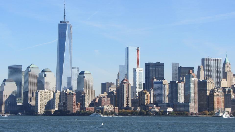 Manhattan New York Ny · Photo Gratuite Sur Pixabay
