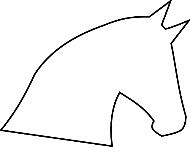 Horse Head · Free vector graphic on Pixabay