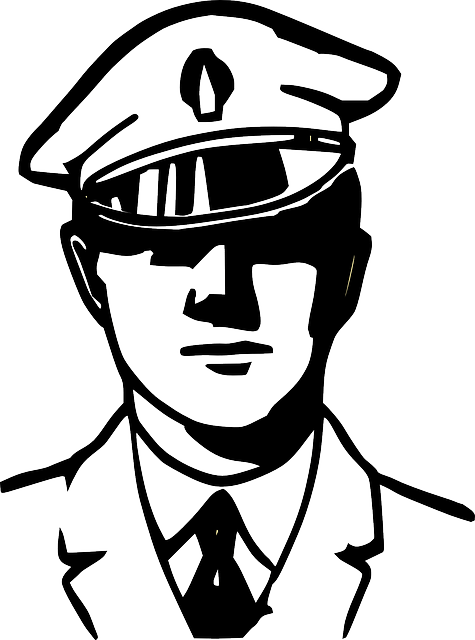 Free vector graphic: Police, Service, Officer, Arrest