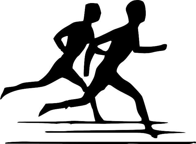 Running Sprinting Jogging · Free vector graphic on Pixabay