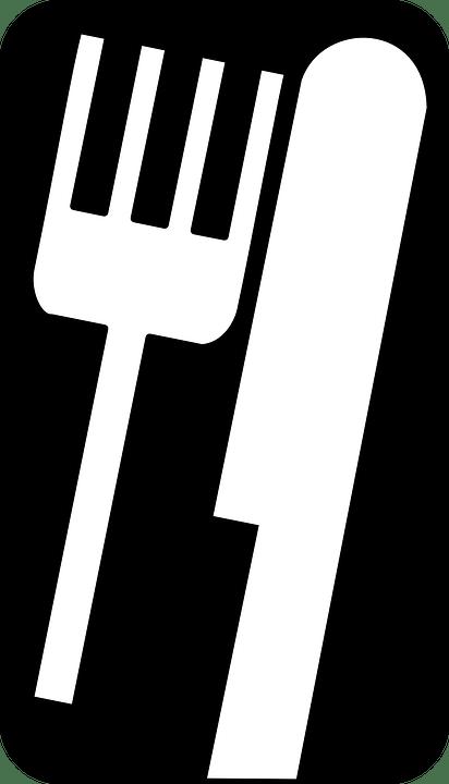 kitchen fork lighting melbourne 菜食品餐厅 免费矢量图形pixabay 菜 食品 餐厅 刀 厨房 叉 晚餐 餐具