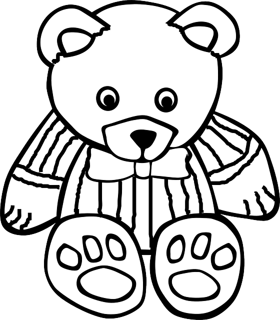 Teddy Bear  Free vector graphic on Pixabay