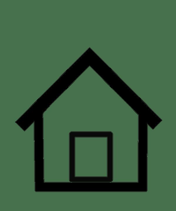 Rumah Vektor Png : rumah, vektor, Bangunan, Rumah, Estat, Gambar, Vektor, Gratis, Pixabay