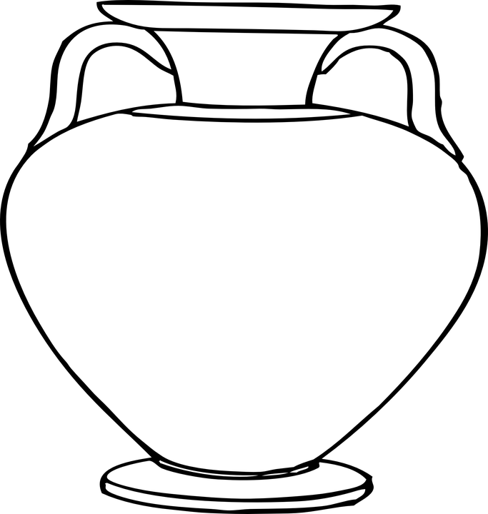 Image vectorielle gratuite: Vase, Poterie, Pot De Fleur