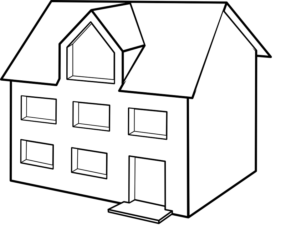 Aile Ev Bina · Pixabay'da ücretsiz vektör grafik