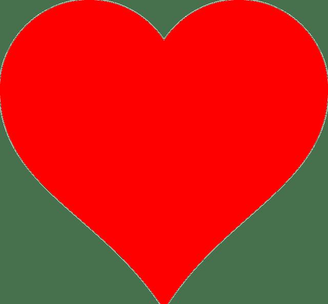 Herz Liebe Vielen Dank  Kostenlose Vektorgrafik auf Pixabay