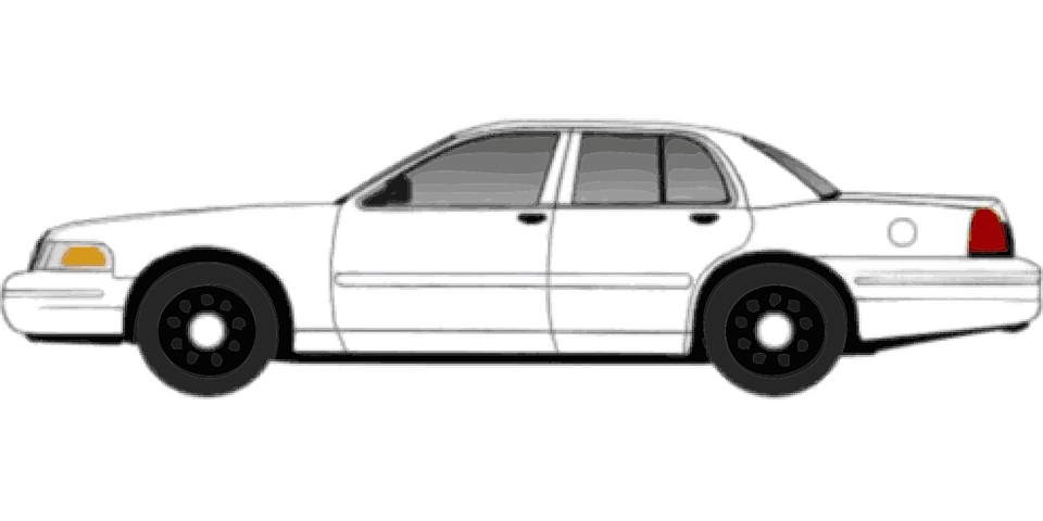 Victoria Police Car Free Vector Graphic On Pixabay