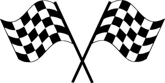 Checker Flags Racing · Free vector graphic on Pixabay