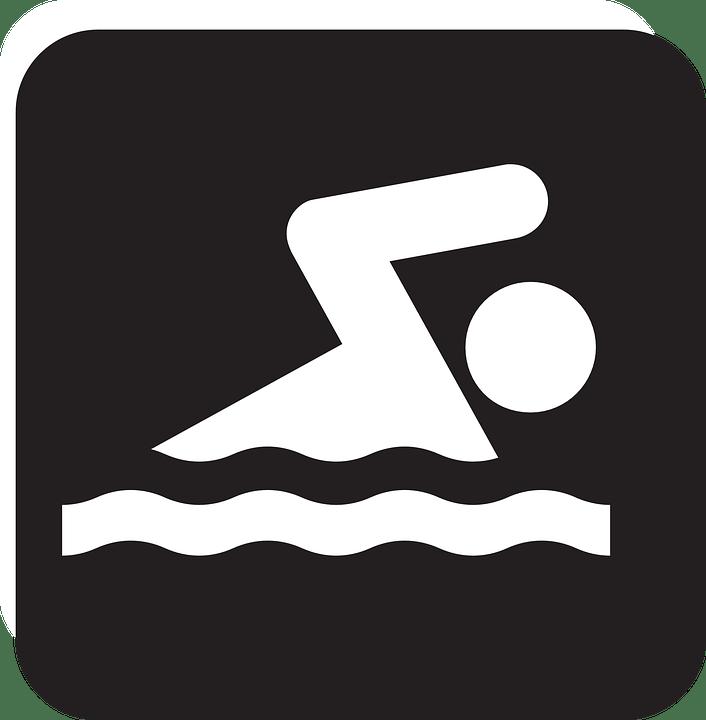 swimmer swimming water free
