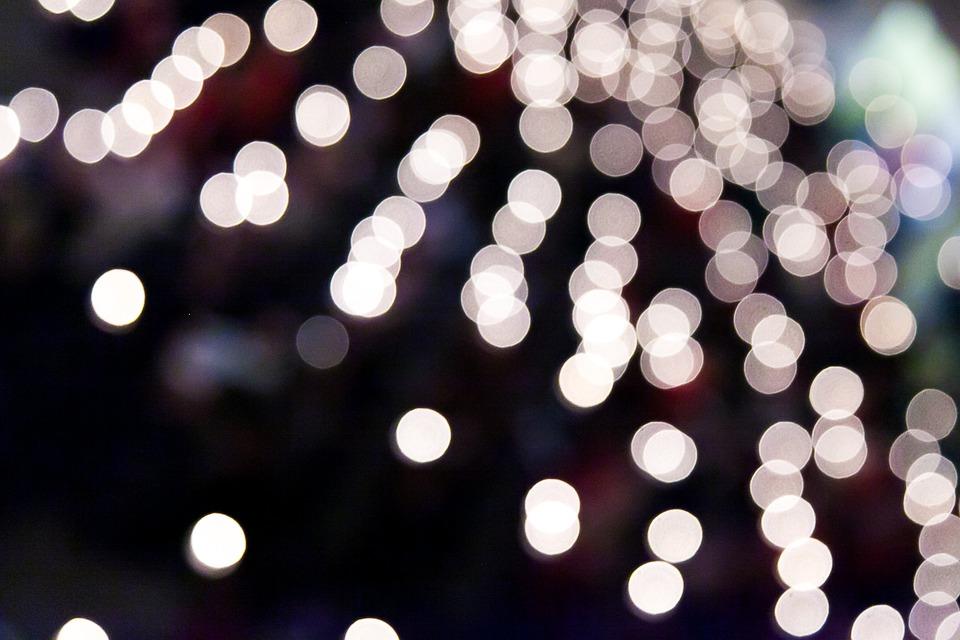 Free Photo Bokeh Lights Background Lights Free Image
