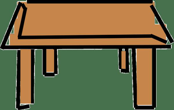table furniture desk free vector