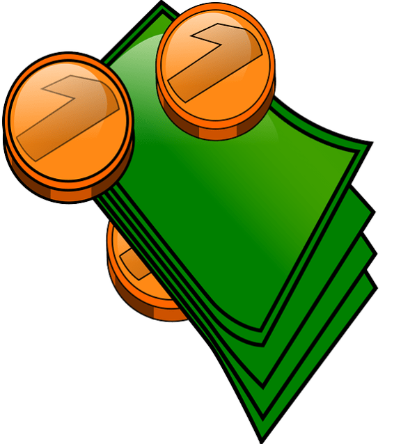 free vector graphic money dollars