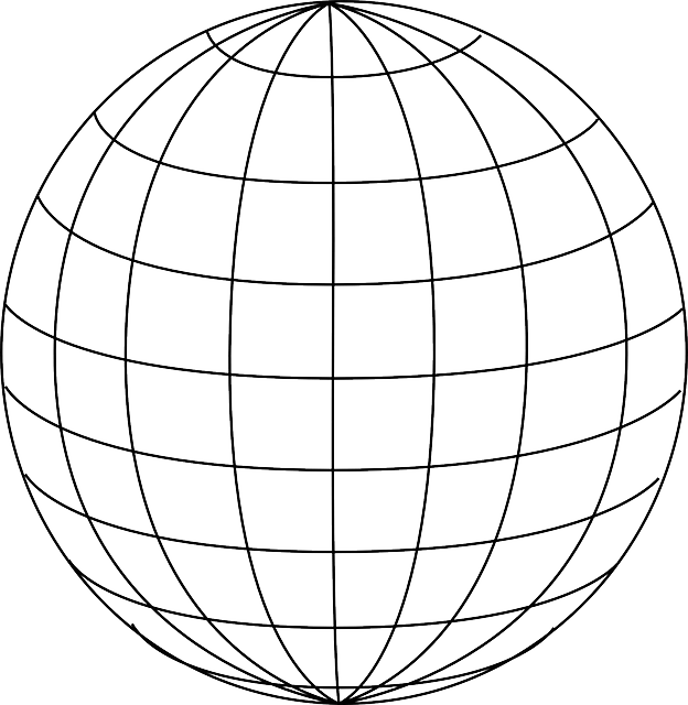 Sphere Globe Earth · Free vector graphic on Pixabay
