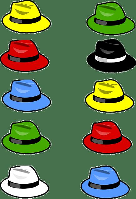 Hats Fedoras Fashion Free Vector Graphic On Pixabay