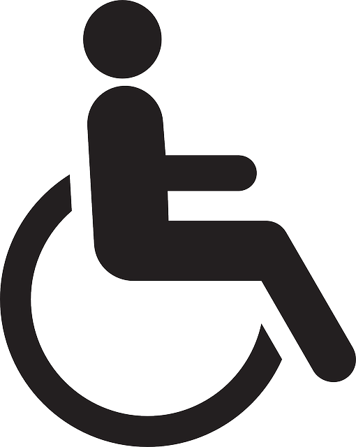 Handicapped Chair Wheelchair  Free vector graphic on Pixabay